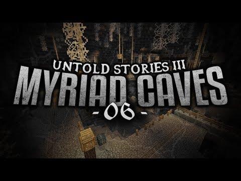 Myriad Caves - #06 - Souterrains Infestés