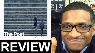 The Post MOVIE REVIEW #ThePost