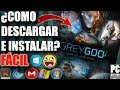 Descargar Grey Goo - Definitive Edition para PC FULL En Español (Paso a Paso)