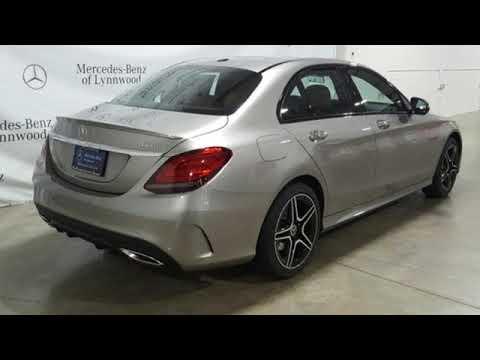 New 2020 Mercedes-Benz C-Class Lynnwood WA Seattle, WA #202241