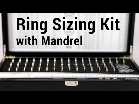 True-Size Ring Sizing System