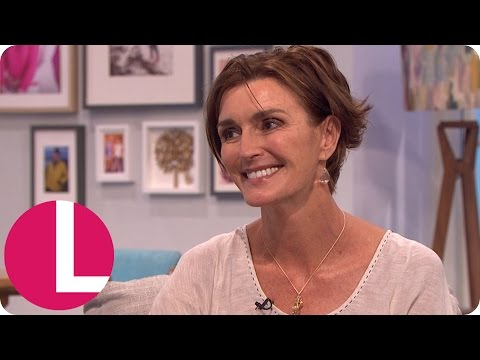 Lucy Dahl On The New BFG Film And Growing Up in the World of Roald Dahl | Lorraine