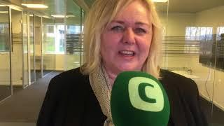 Mona Juul til erhvervskonference i Aarhus I Det Konservative Folkeparti