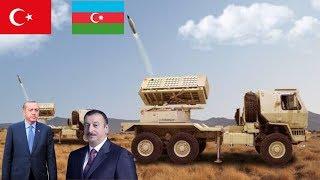 Azerbaycan Roketsan T122 MLRS Sine Kavuştu