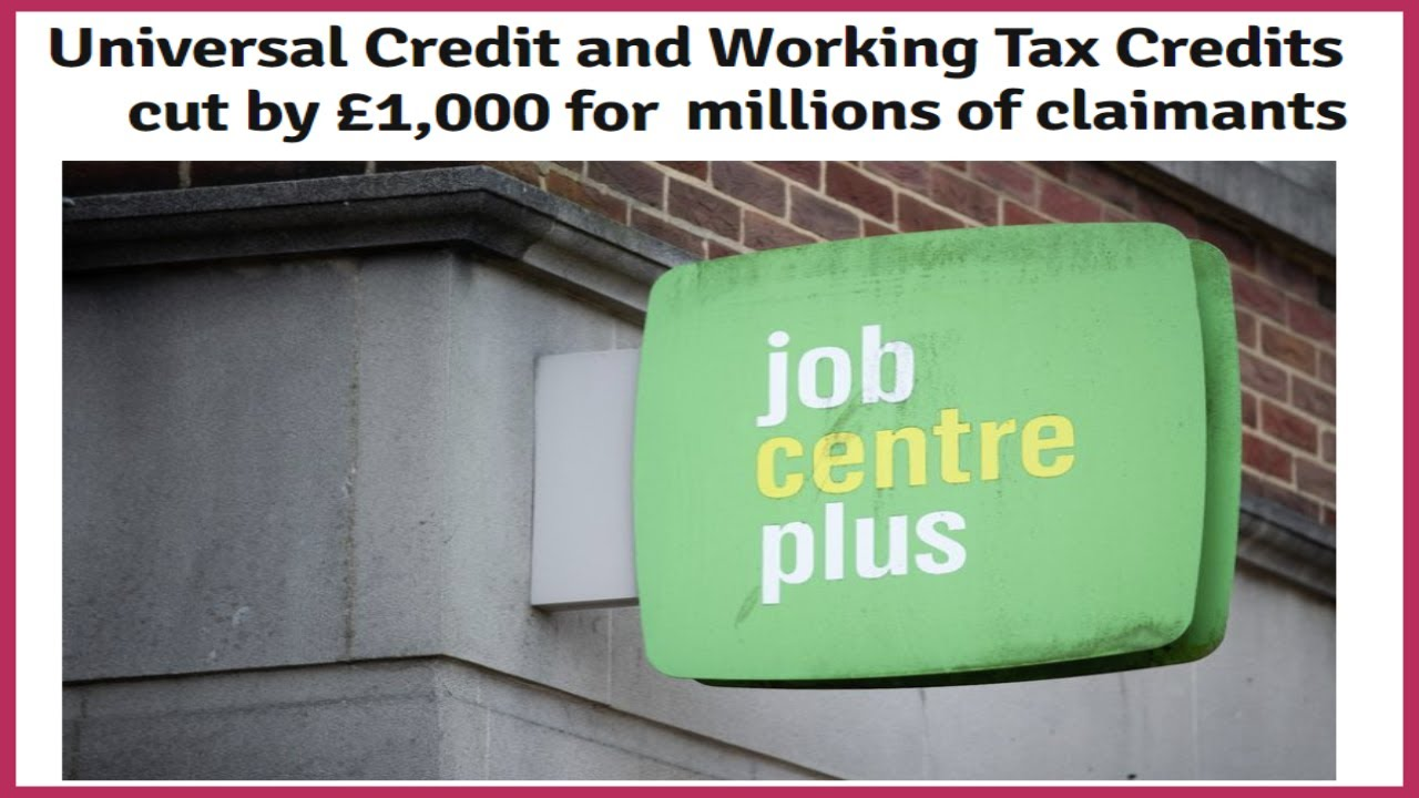 Universal Credit set to decrease £20 per week unless Chancellor amends the  plan for April 2021