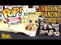 default - Funko POP! Marvel: Dancing Groot Bobble Action Figure