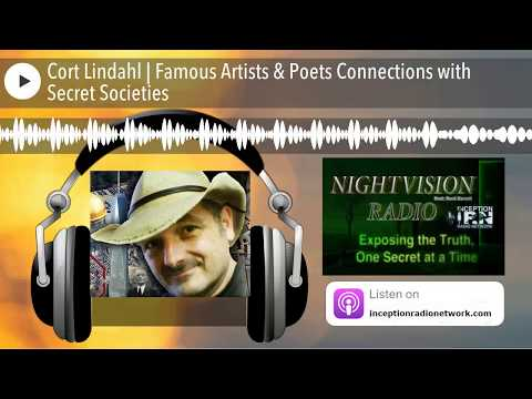 Cort Lindahl | Famous Artists & Poets Connections with Secret Societies