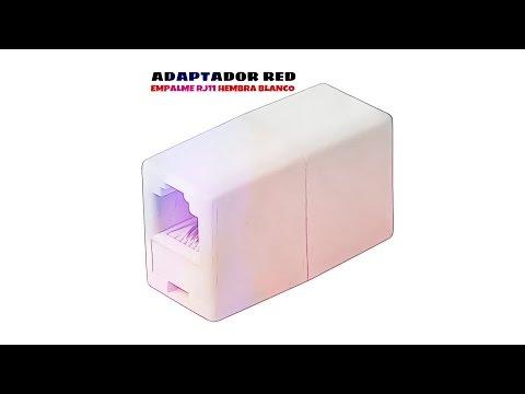 Video de Empalme RJ11 hembra  Blanco