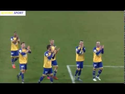 L' ambiance du Stade Bonal après la victoire face à Amiens !