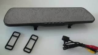 Обзор регистратора Falcon HD60-LCD 1 часть