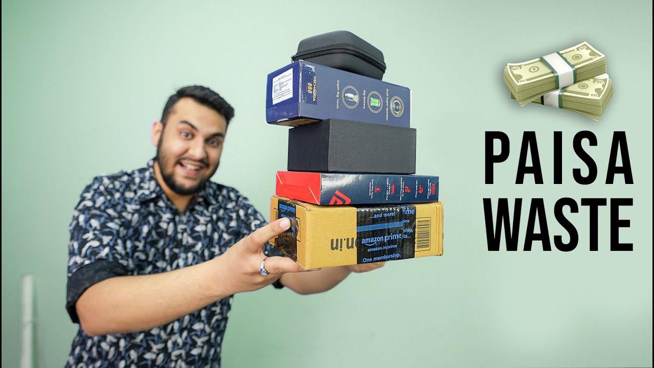 Download 7 Unique Gadgets under 2000 Rupees!    TechBar