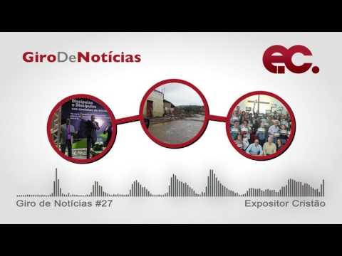 Giro de notícias #027 - Chuvas em PE - Cobertura ENPP - Seminário no Cenáculo