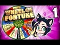 ►Wheel of Fortune►LUCK OF THE SPIN► PART 1 - Kitty Kat Gaming