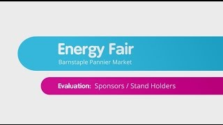 361 Energy Fair - Interviews with exhibitors