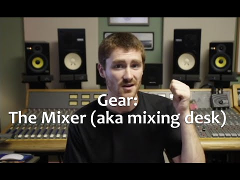 5 Vocal Mixer Settings w/ Vocal Mixing Tips & Techniques