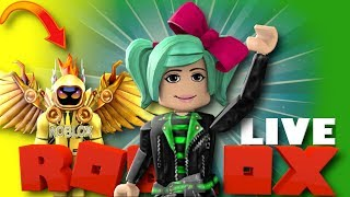 Roblox LIVE | COLLAB: Featured Games with G-Dad!