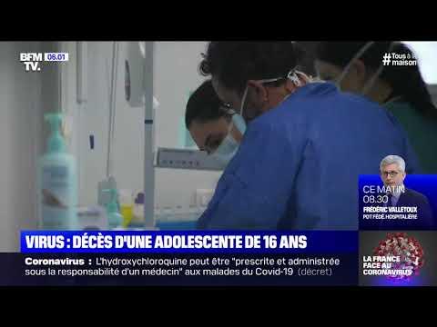 Qui était l'adolescente de 16 ans morte du coronavirus ?