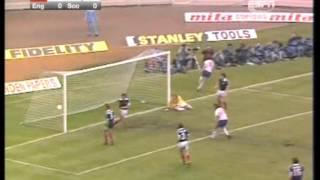 England 0-1 Scotland (1981)