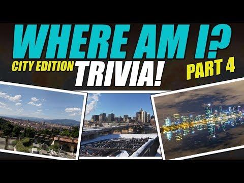 Where Am I? Trivia Part 4!