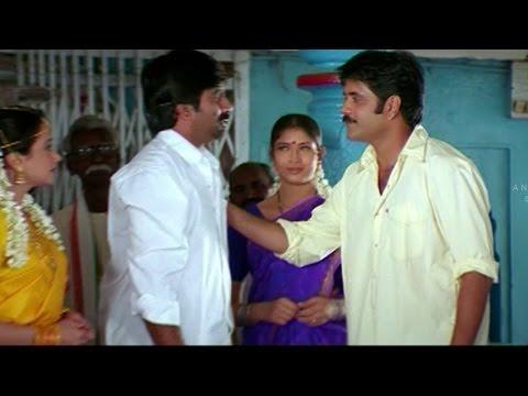 Nagarjuna Cigarette Song || Sitaramaraju Movie || Harikrishna,Nagarjuna
