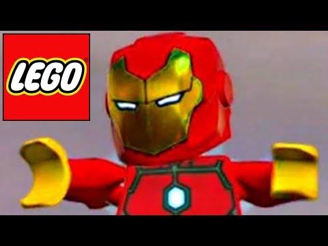LEGO MARVEL SUPER HEROES 2 - Homem Aranha, Homem de Ferro e o TIJOLO X6 FIQUEI RICO