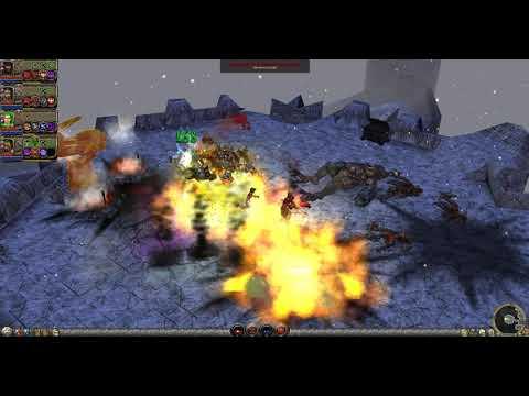 Talon Boss Fight - Dungeon Siege 2 |