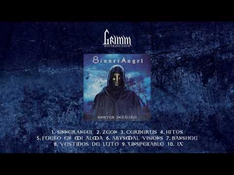 SinnerAngel - Sinister Decálogo (2017) [Full Album]