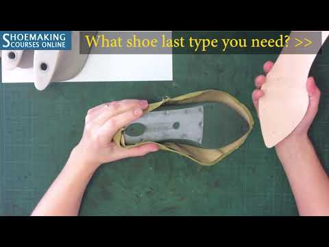 [Shoemaking Classes ] Why we need steel plate on shoe lasts?!