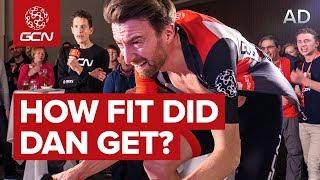 How Fit Did Dan Get In 10 Weeks? | Zero To ...?