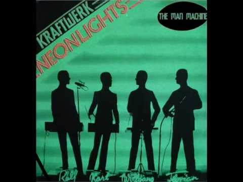 Kraftwerk - Neon Lights (Remix)