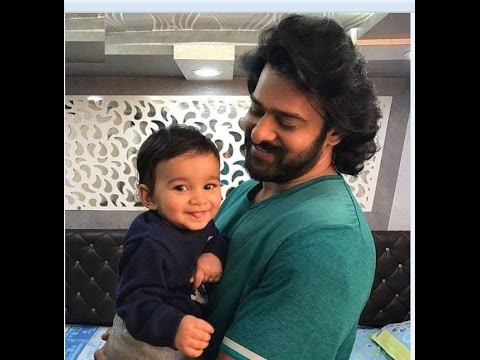 Bahubali Prabhas Personal Family Video