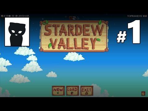 Lirik playing Stardew Valley #1