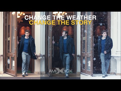 Geox Amphibiox - CONTROL THE WEATHER (Trailer)