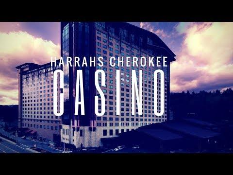 Harrah's Cherokee Hotel & Casino Tour (Soco Tower Luxury) Travel Vlog 01 - 2017