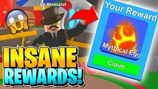 ROBLOX MINING SIMULATOR [Codes] - NEW LIMITED REWARDS QUEST CHALLENGE UPDATE!