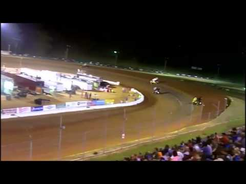 Winged Sprint Car Feature 6/8/13