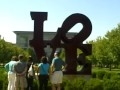 """Why I hate the Robert Indiana """"LOVE"""" statue so much"""