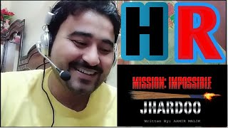 Reaction on Mission Impossible Jhaaro By Karachi Vynz Official