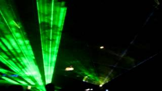 Лазерная инсталяция(Парк Горького 4)