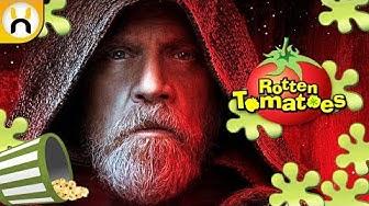 The Last Jedi Rotten Tomatoes Controversy: Critics vs Audiences