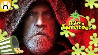 The Last Jedi Rotten Tomatoes Controversy: Critics vs Audiences