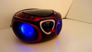 LED 스피커, 춤추는 CD플레이어 BX-1200 BX…