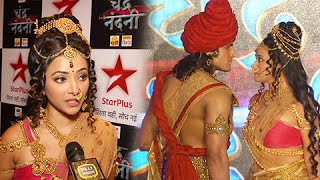 Video Nandini aka Shweta Prasad To Romance Rajat Tokas | Chandra Nandini download MP3, 3GP, MP4, WEBM, AVI, FLV September 2018