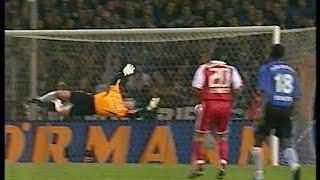 Kahn gegen Arminia Bielefeld   DFB Pokal 2005