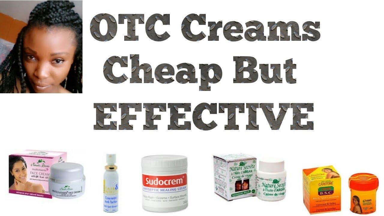 Best Over The Counter Creams Dark Spot Removal Cream
