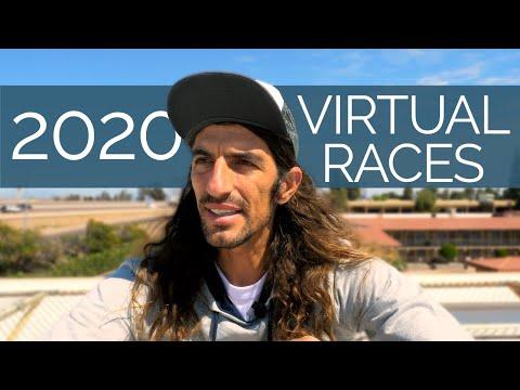 My (Quarantined) Virtual Race Calendar [2020]