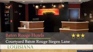 Courtyard baton rouge siegen lane - hotels, louisiana