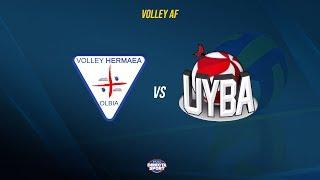 Gambar cover Volley AF Amichevole - Hermaea Olbia-UYBA Volley Busto Arsizio (0-4)