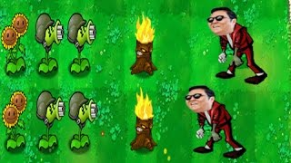 Plants vs. Psy Zombies