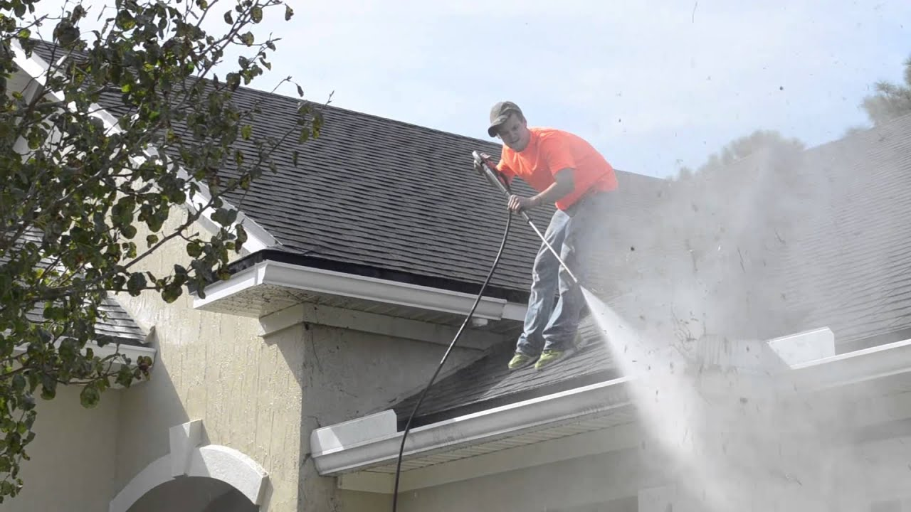 Rain Gutter Cleaning In Jacksonville And St Augustine